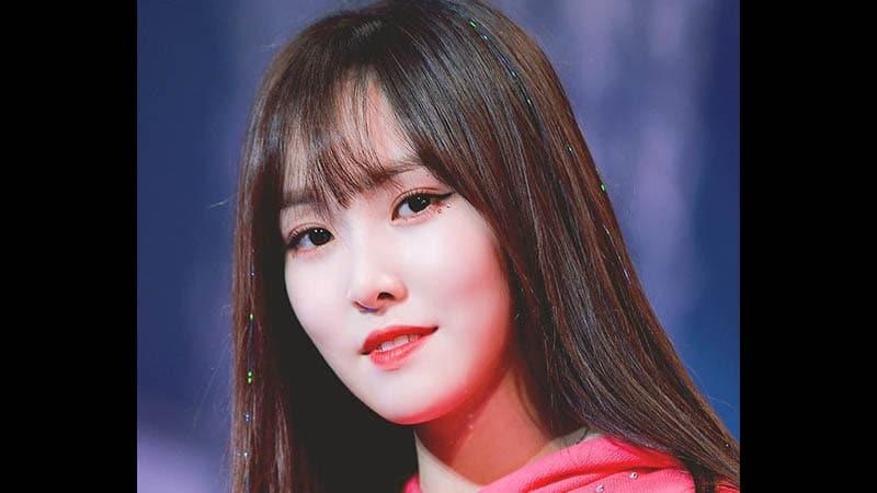 profil gfriend - yuju