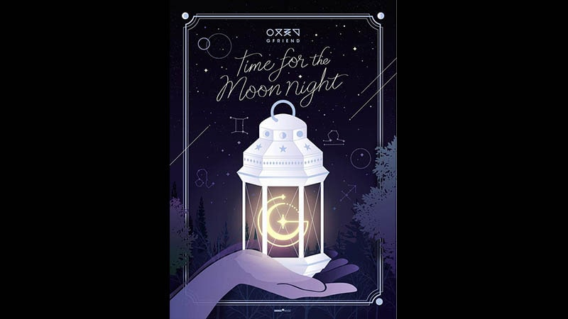 biodata gfriend - time for moon night