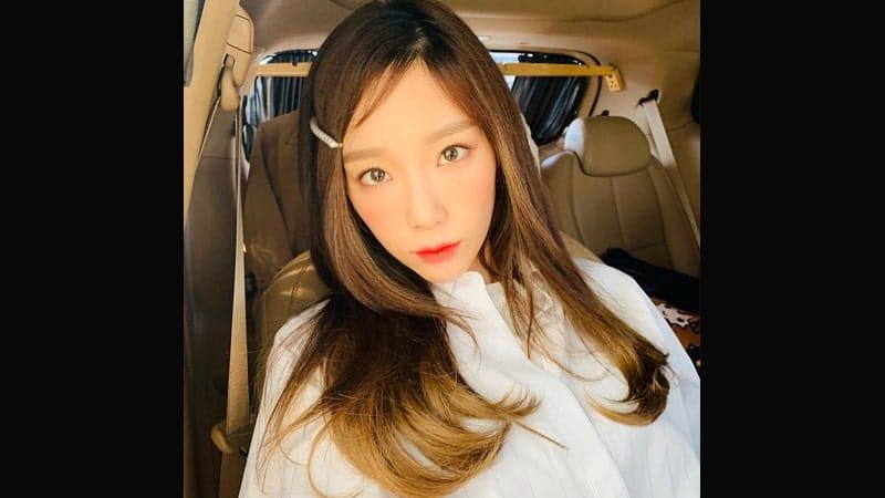 Profil dan Biodata SNSD - Taeyeon