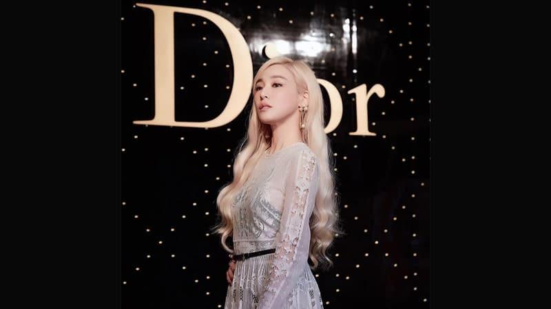 Profil dan Biodata SNSD - Tiffany