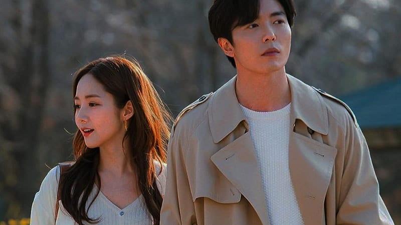 Drama Korea Her Private Life - Ryan Gold dan Sung Deok Mi
