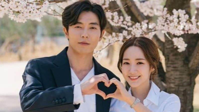 Drama Korea Her Private Life - Kim Jae Wook dan Park Min Young