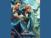 Film Jurassic World Fallen Kingdom - Poster Film