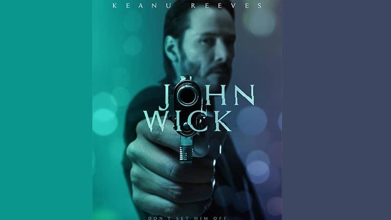 Film John WIck 1 - Poster Film