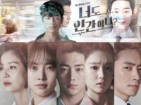 Drama Korea Are You Human Too - Poster Drama