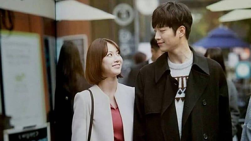 Drama Korea Are You Human Too - Gong Seung Yeon dan Seo Kang Joon