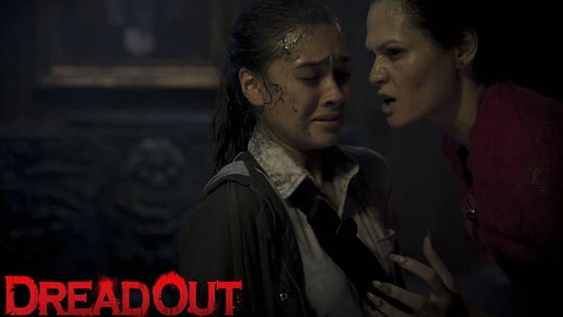 Film Dreadout - Linda dan Hantu Kebaya Merah