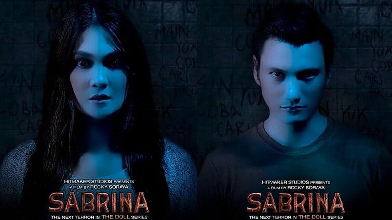 Film Sabrina - Luna Maya dan Christian Sugiono