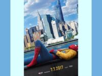 Film Spider-Man Homecoming - Poster Resmi