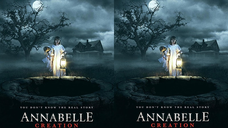 Film Annabelle 2 Creation - Poster Annabelle 2