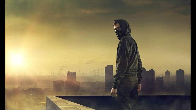 profil alan walker - album cover