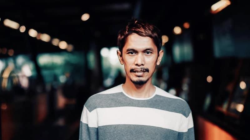 Profil Anggota NOAH Band - Loekman Hakim