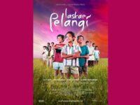 Film Laskar Pelangi - Poster Film Laskar Pelangi