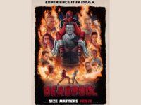Film Deadpool - Poster Film untuk IMAX
