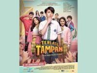 Film Terlalu Tampan - Poster Film Terlalu Tampan