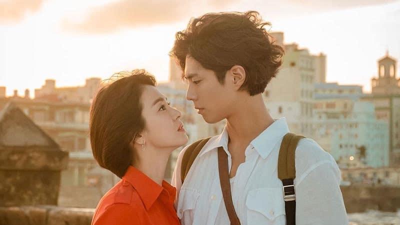 Drama Korea Park Bo Gum - Encounter