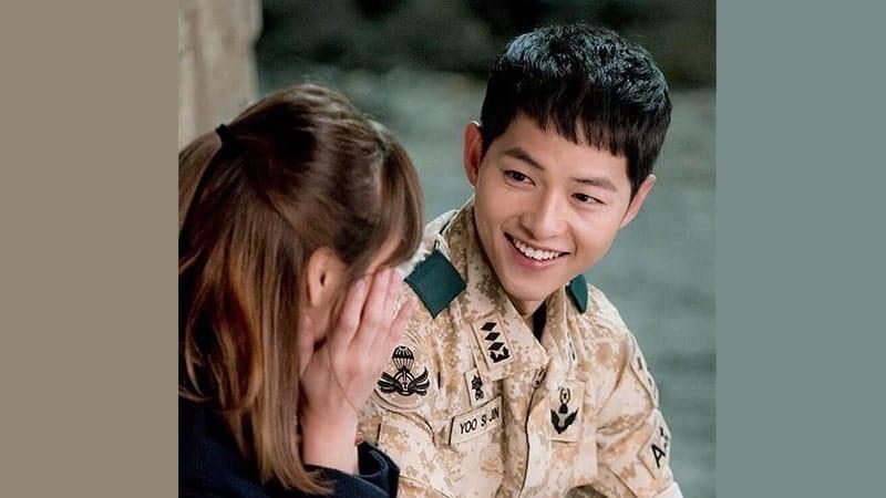Menatap Song Hye Kyo