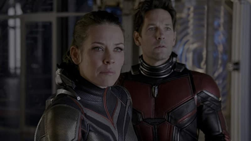 Film Ant-Man and the Wasp - Paul Rudd dan Evangeline Lilly