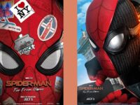 Film Spider-Man Far From Home - Poster Film