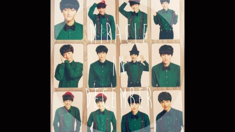 Foto-Foto EXO - Miracles in December