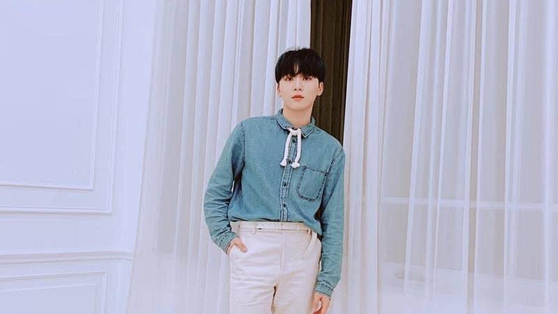Pofil Member SEVENTEEN - Seungkwan
