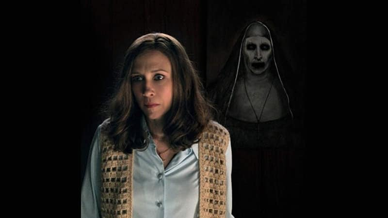 Film The Conjuring 2 - Lorraine Warren dan Valak