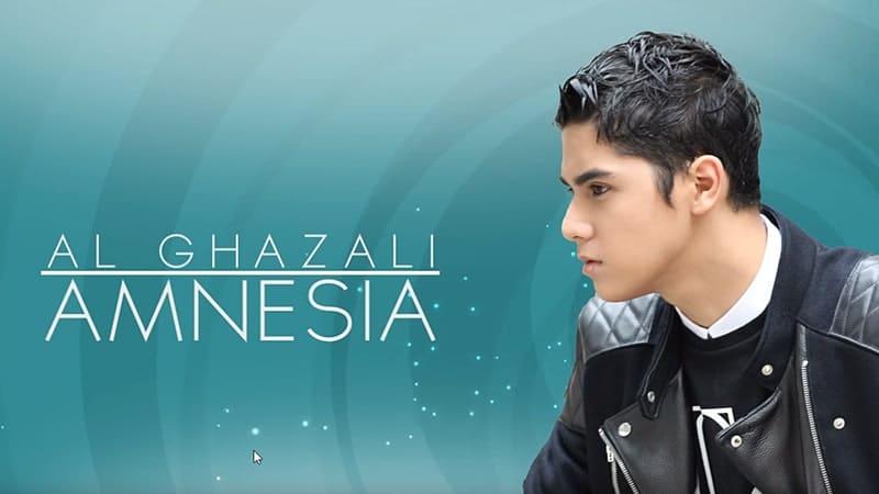 Lirik Lagu Amnesia Al Ghazali - Ahmad Al Ghazali