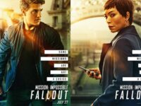 Film Mission Impossible Fallout - Poster Resmi