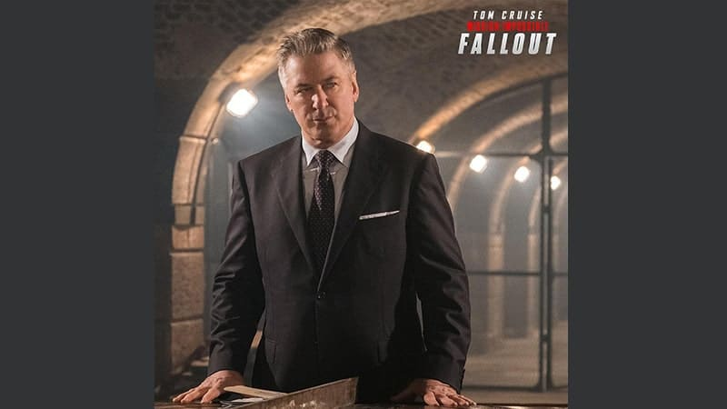 Film Mission Impossible Fallout - Alec Baldwin