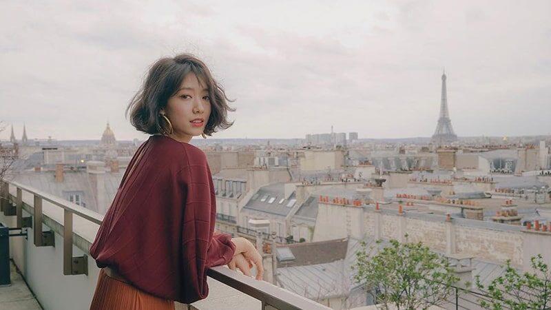 Foto-Foto Park Shin Hye - Cantik Banget