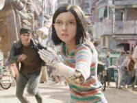 Film Alita Battle Angel - Alita dan Hugo