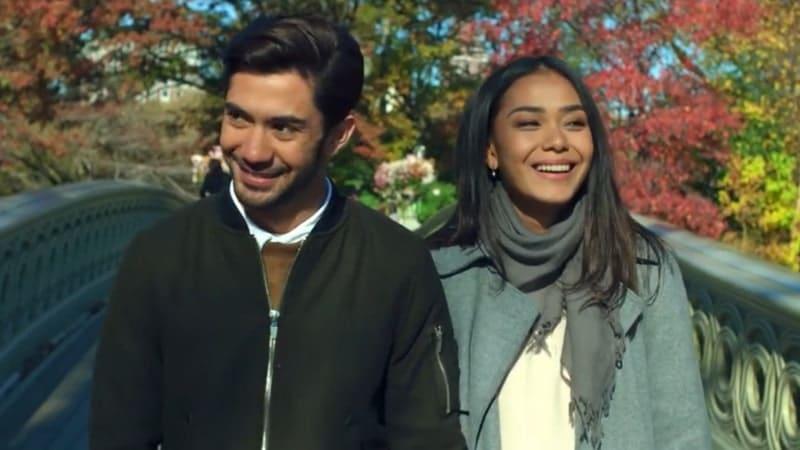 Film Critical Eleven - Reza Rahadian dan Adinia Wirasti