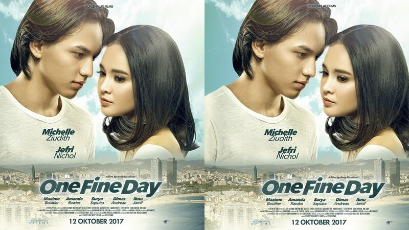 Film One Fine Day - Poster Film One Fine Day
