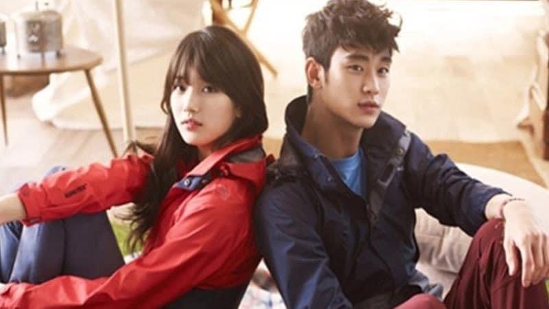 Bae Suzy - Kim Soohyun