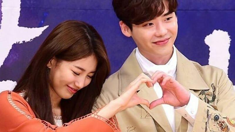 Bae Suzy - Lee Jongsuk