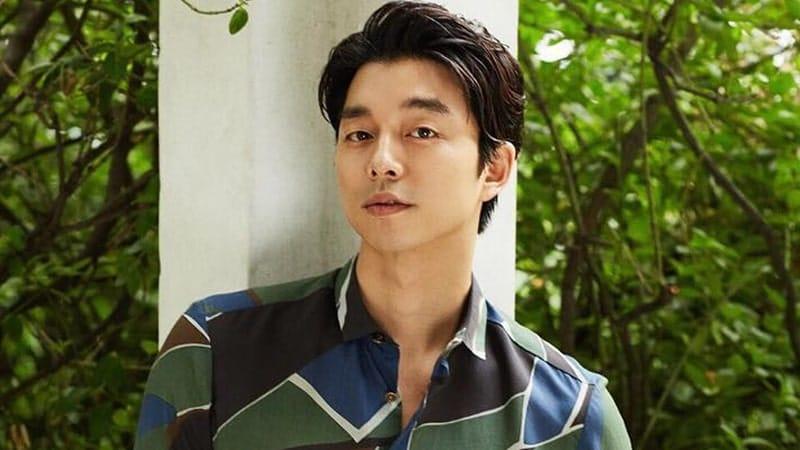 Profil & Biodata Gong Yoo - Gong Yoo