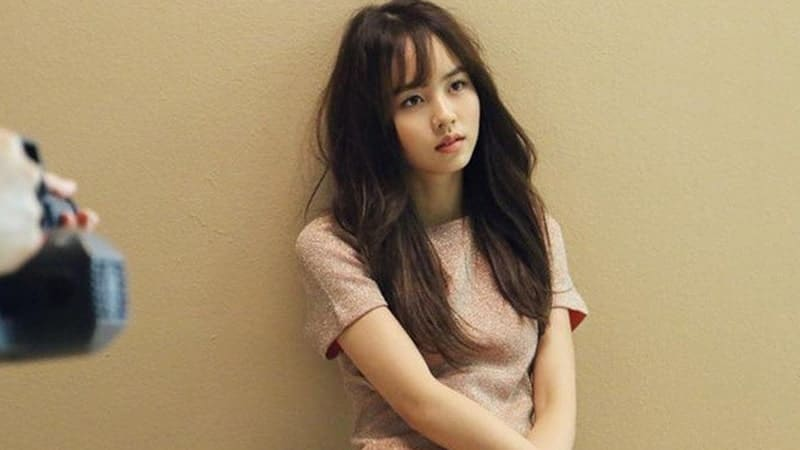 Biodata Kim So Hyun - Photoshoot