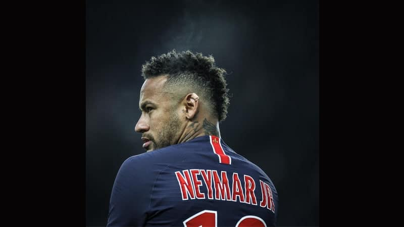 Biodata Neymar Jr - Neymar da Silva Santos Junior