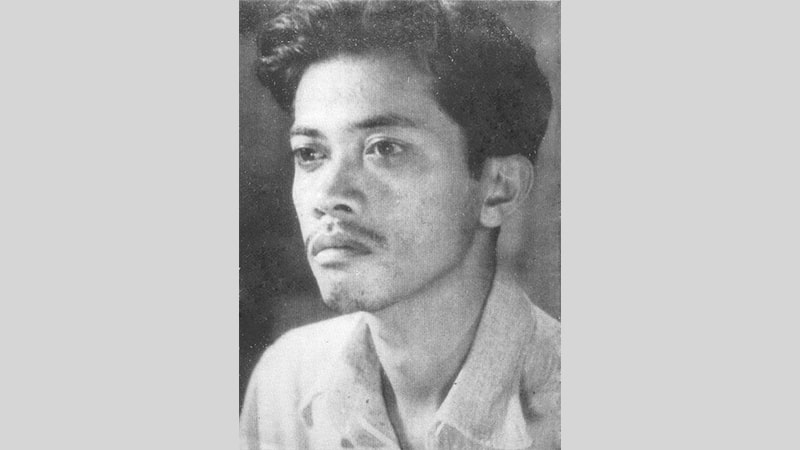 Biografi Chairil Anwar - Foto Hitam Putih