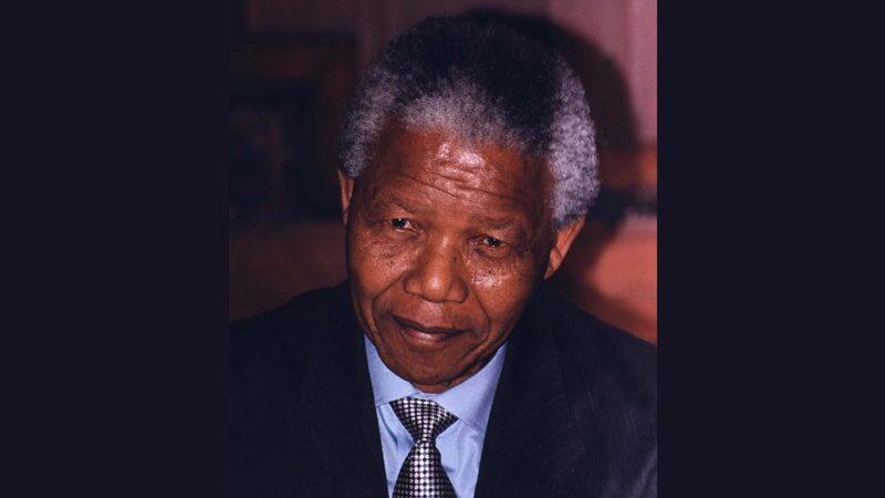 Biografi Nelson Mandela - Nelson Mandela