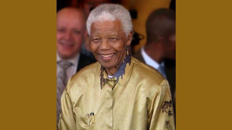 Biografi Nelson Mandela - Aktivitas Masa Pensiun Nelson Mandela