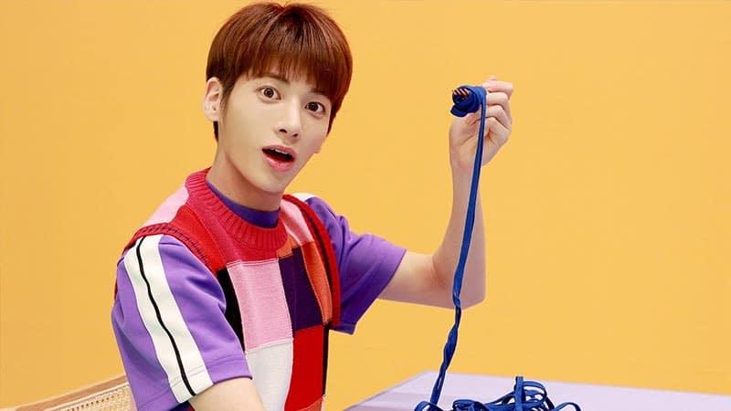 Member TXT - Taehyun