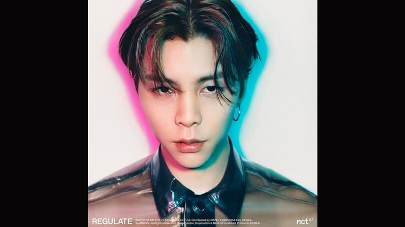 Member NCT 127 - Johnny