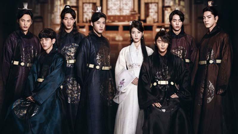 Drama Korea Nam Joo Hyuk - Moon Lovers: Scarlet Heart Ryeo
