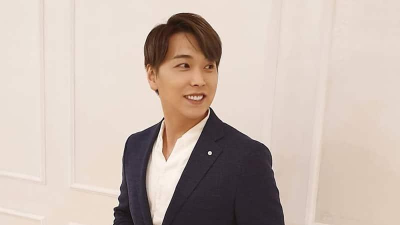Anggota Super Junior - Sungmin