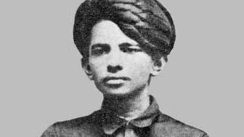 Mohandas Karamchand Ghandi