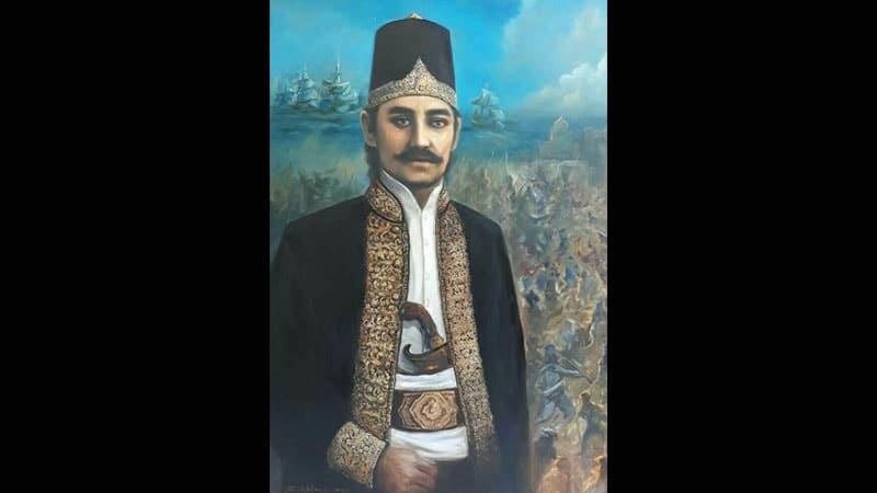 Raja Banten - Lukisan Sultan Ageng