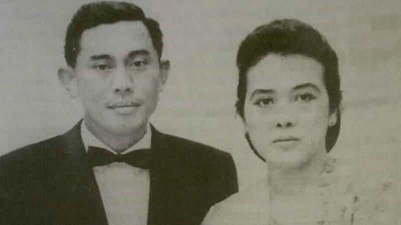 Biografi Ahmad Yani - Ahmad Yani dan Istri