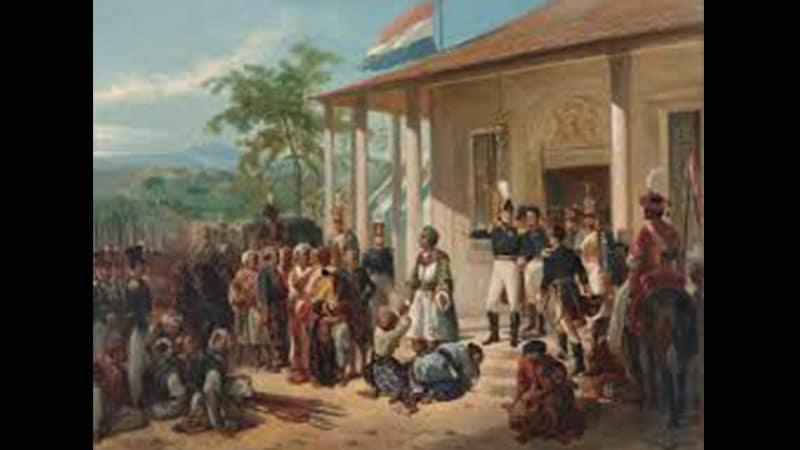 Biografi Raden Ajeng Kustiyah - Perang Diponegoro