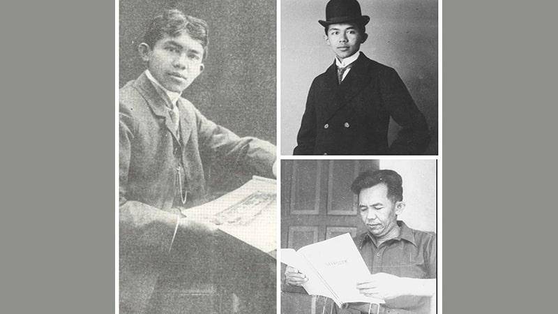 Biografi Tan Malaka - Foto Selama di Luar Negeri